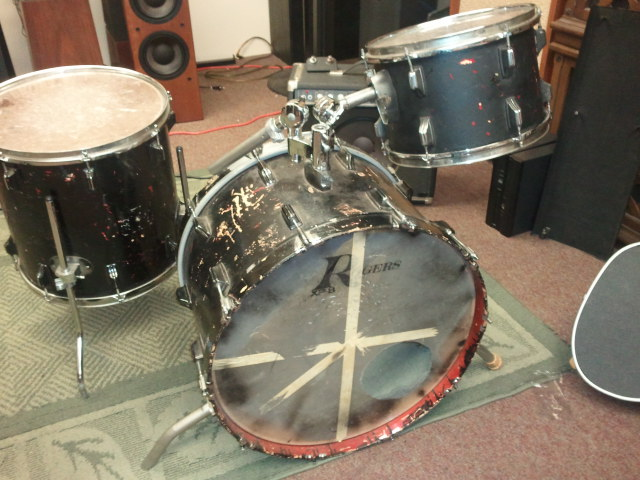 Dating rogers big r drums
