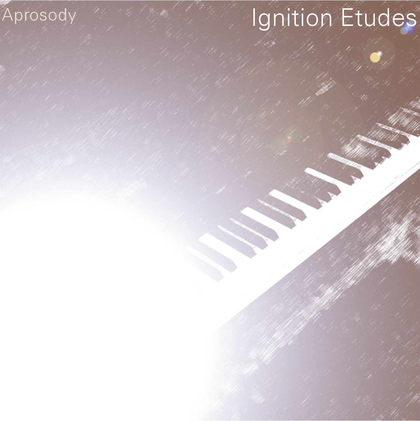 Cover art for Ignition Etudes