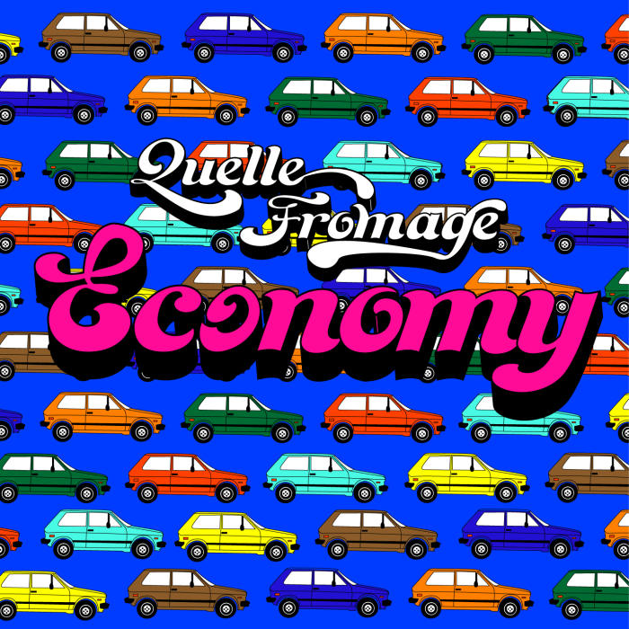 Cover art for Economy