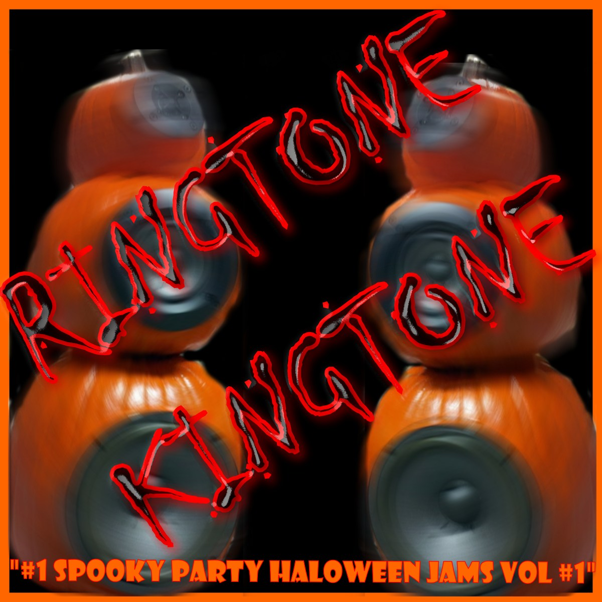 Cover art for #1 SPOOKY PARTY HALLOWEEN JAMS VOL #1