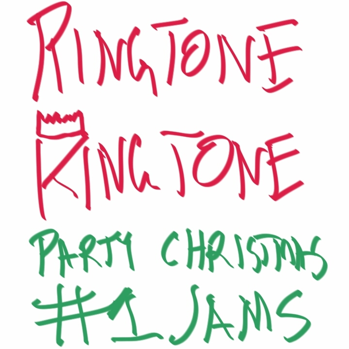Cover art for PARTY CHRISTMAS #1 JAMS
